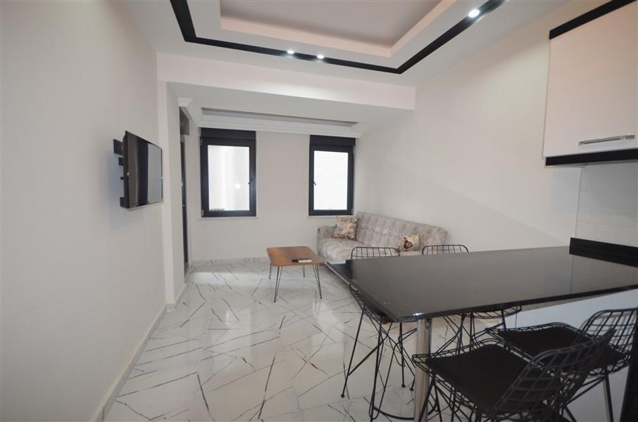 Двухкомнатные апартаменты в центре Алании по выгодной цене - Фото 2