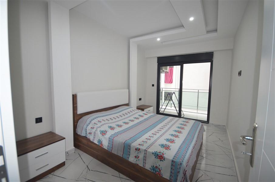 Двухкомнатные апартаменты в центре Алании по выгодной цене - Фото 7