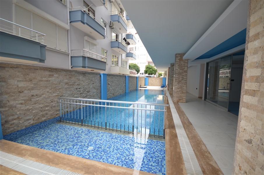 Двухкомнатные апартаменты в центре Алании по выгодной цене - Фото 11