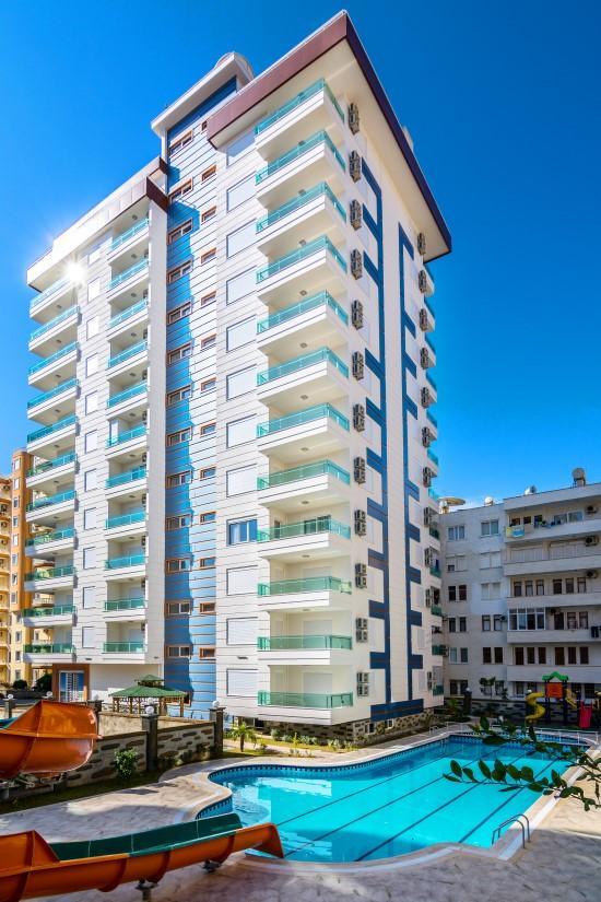 Современный жилой комплекс в курортном районе Махмутлар, всего в 200 м от моря - Фото 2
