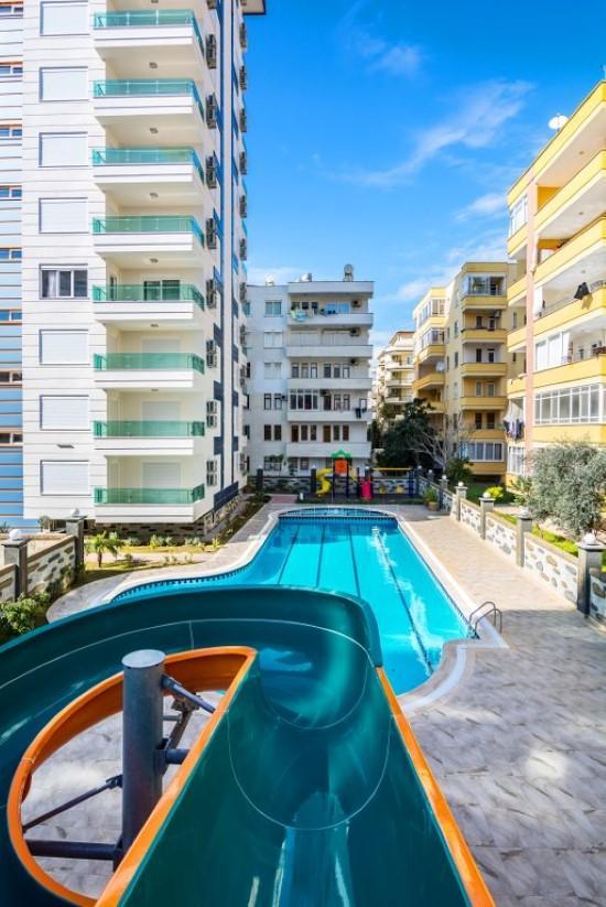 Современный жилой комплекс в курортном районе Махмутлар, всего в 200 м от моря - Фото 3