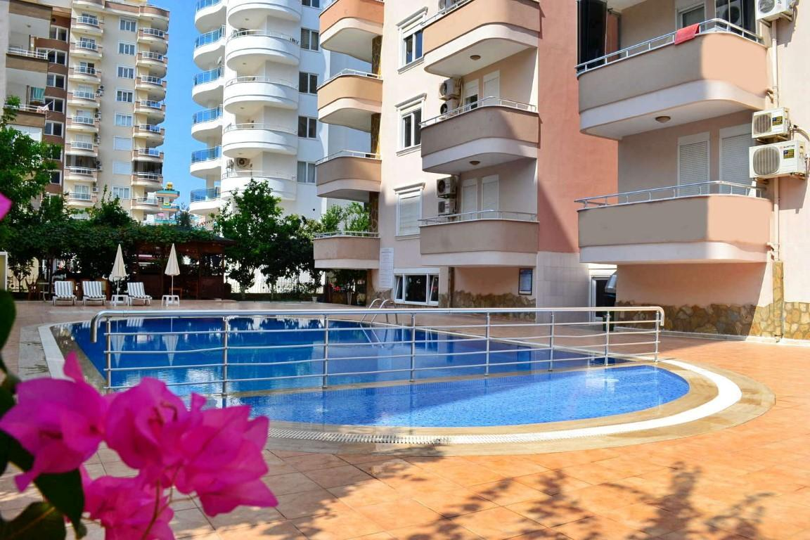 Трёхкомнатные апартаменты в Махмутларе  по доступной цене - Фото 1