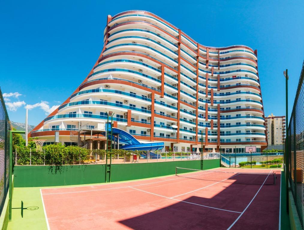 Комплекс с инфраструктурой 5* отеля в русскоязычном районе Алании - Фото 1
