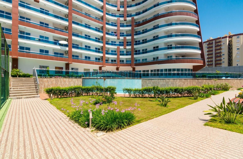 Комплекс с инфраструктурой 5* отеля в русскоязычном районе Алании - Фото 2