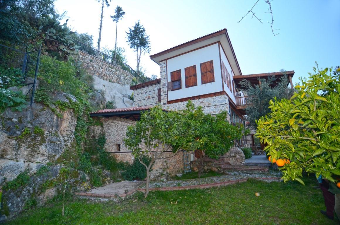 Старинный двухэтажный дом рядом с крепостью Алании - Фото 41