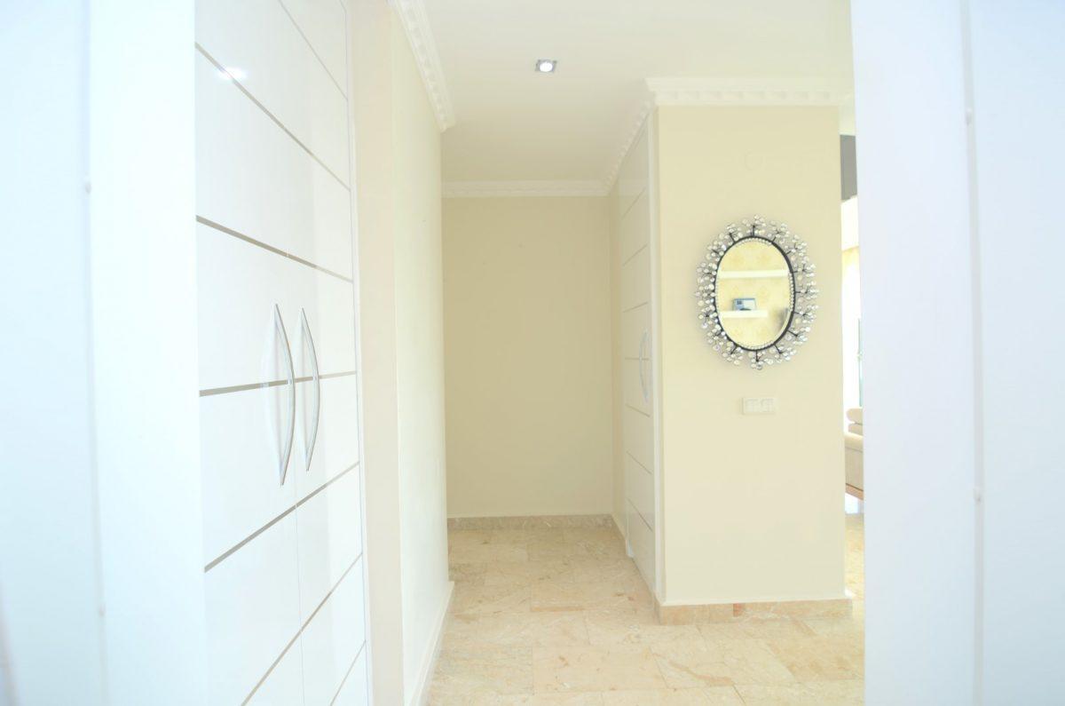 Меблированная квартира 2+1 на первой береговой линии в Кестеле - Фото 6