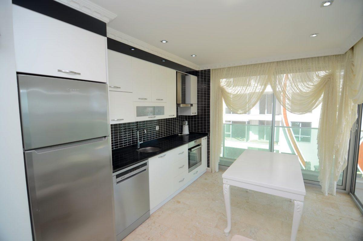 Меблированная квартира 2+1 на первой береговой линии в Кестеле - Фото 4