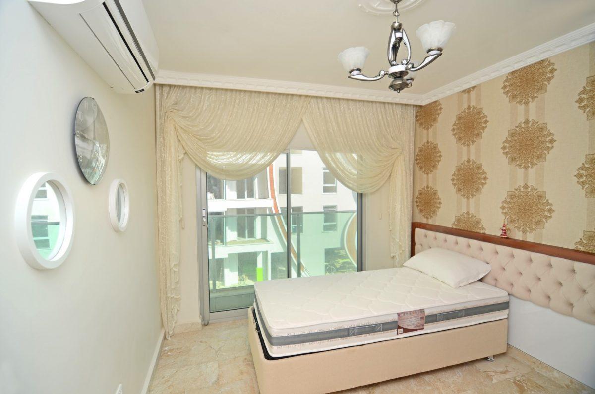 Меблированная квартира 2+1 на первой береговой линии в Кестеле - Фото 11