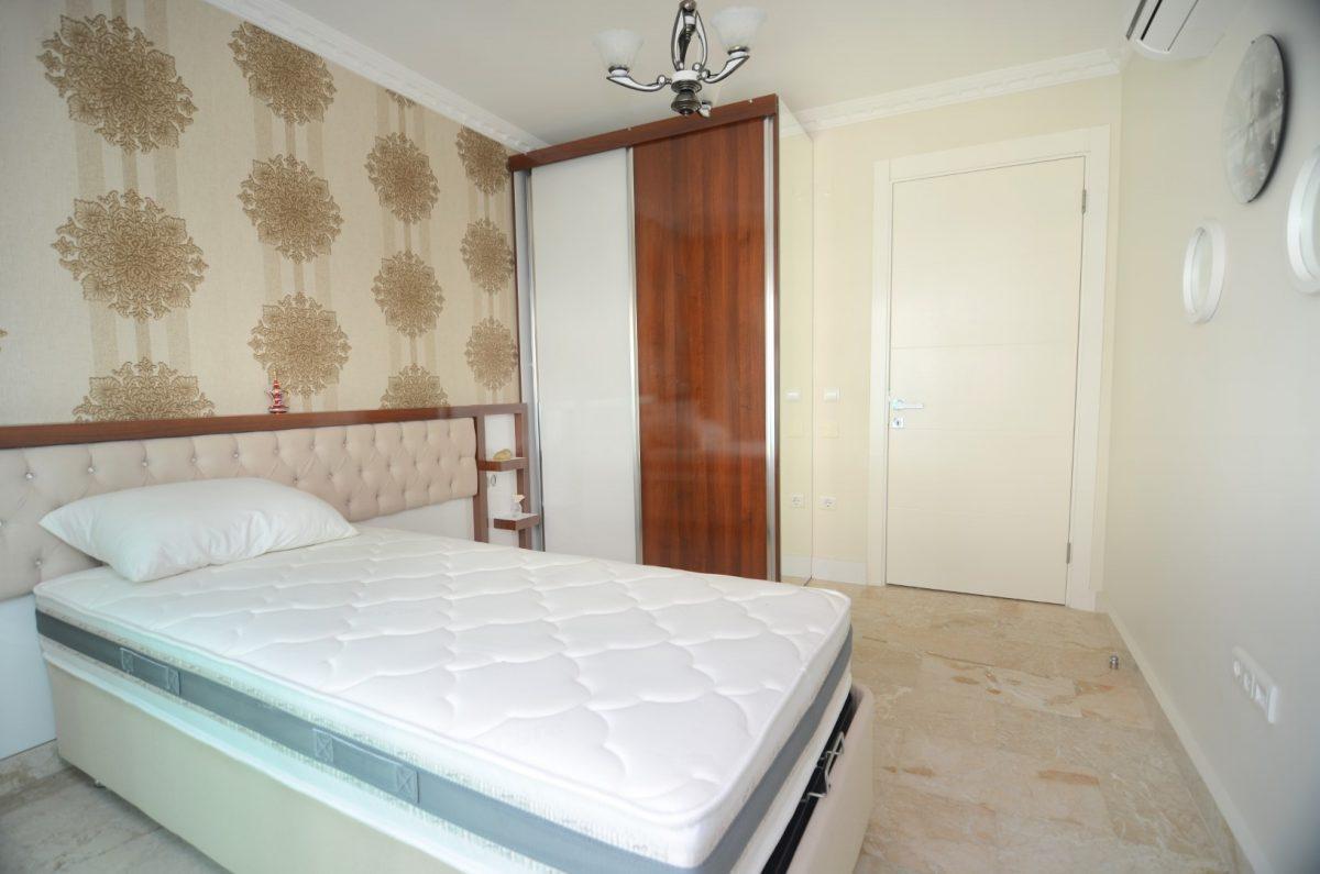 Меблированная квартира 2+1 на первой береговой линии в Кестеле - Фото 12