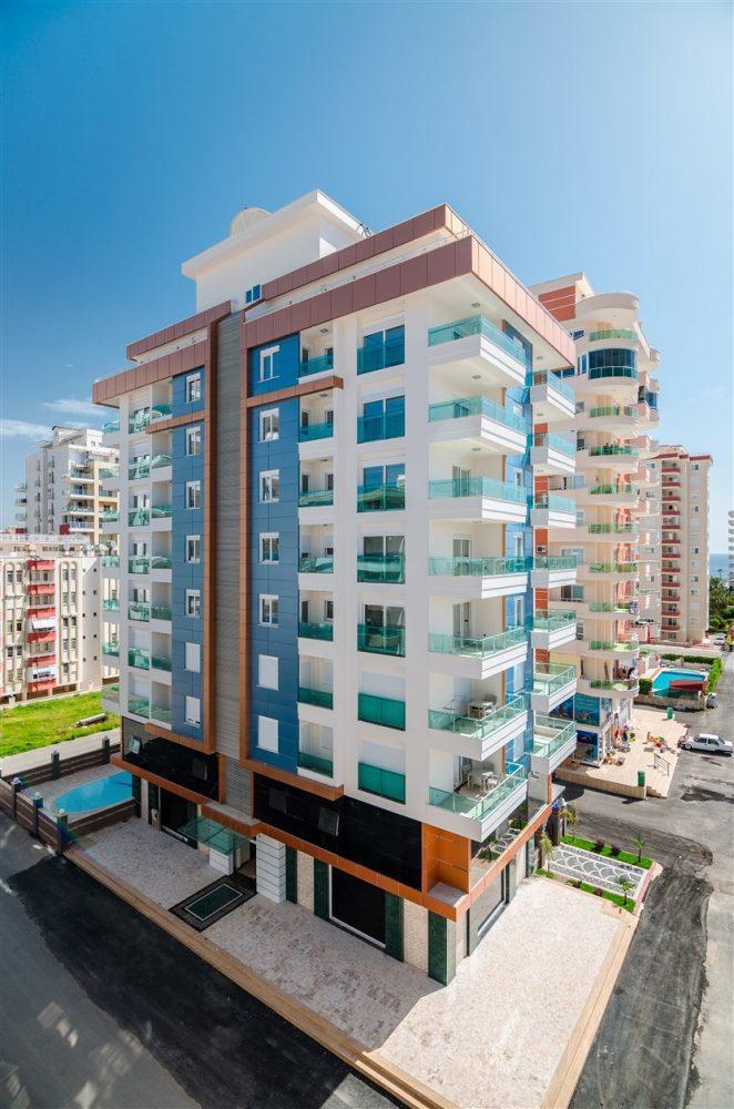 Уютный жилой комплекс, в самом центре района Махмутлар - Фото 1