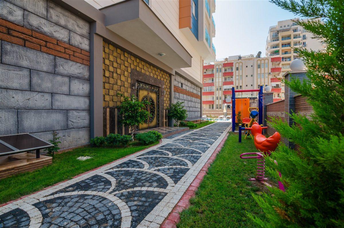Уютный жилой комплекс, в самом центре района Махмутлар - Фото 7