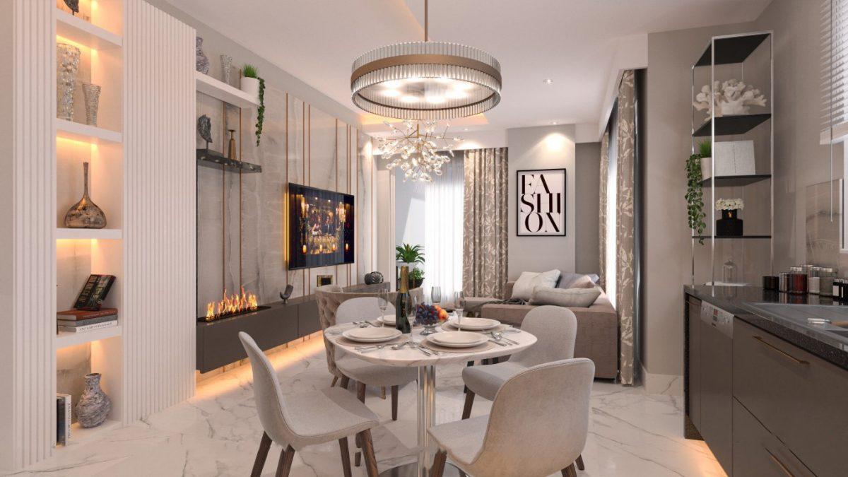 Новые квартиры в районе Авсаллар - Фото 12