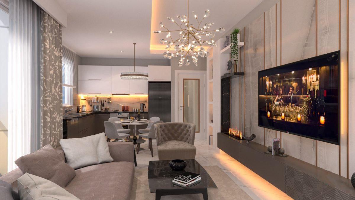 Новые квартиры в районе Авсаллар - Фото 13