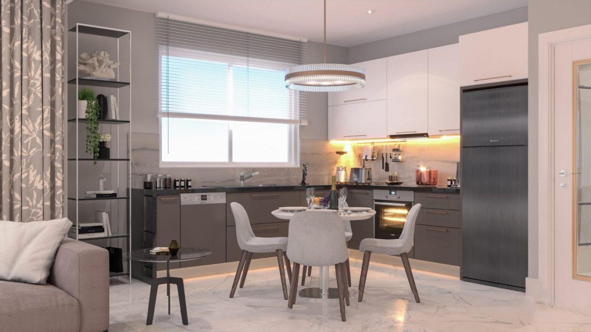 Новые квартиры в районе Авсаллар - Фото 14