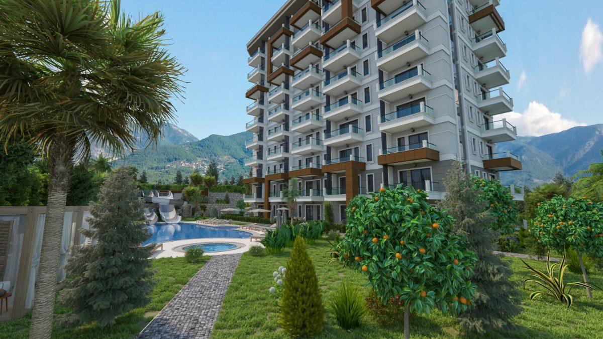 Новый инвестиционный проект на начальном этапе строительства  в районе Демирташ - Фото 2