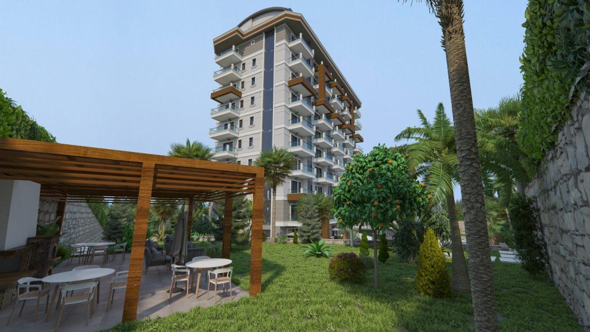 Новый инвестиционный проект на начальном этапе строительства  в районе Демирташ - Фото 3