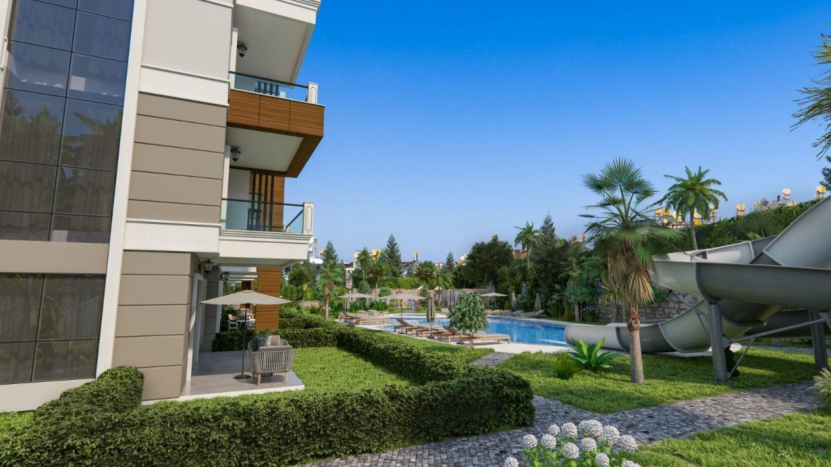 Новый инвестиционный проект на начальном этапе строительства  в районе Демирташ - Фото 4