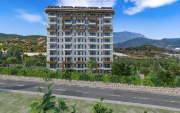 Новый инвестиционный проект на начальном этапе строительства  в районе Демирташ