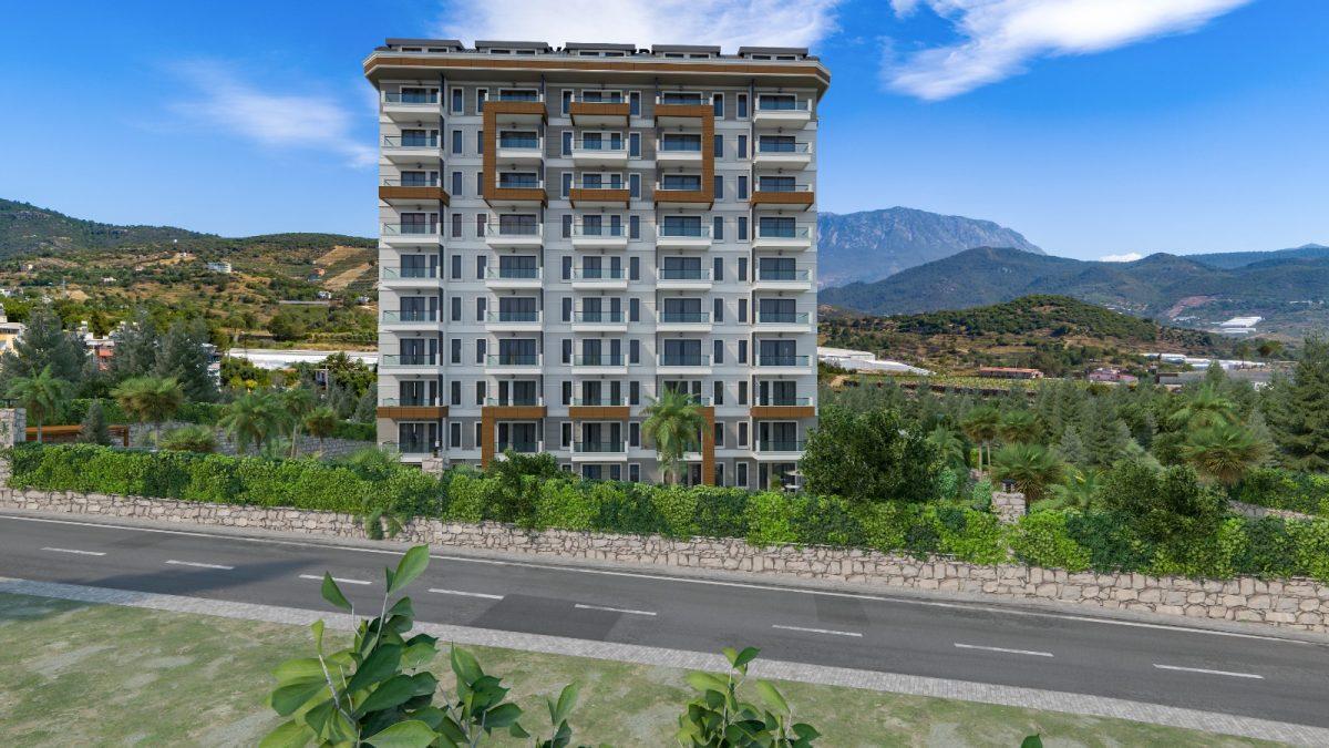 Новый инвестиционный проект на начальном этапе строительства  в районе Демирташ - Фото 1