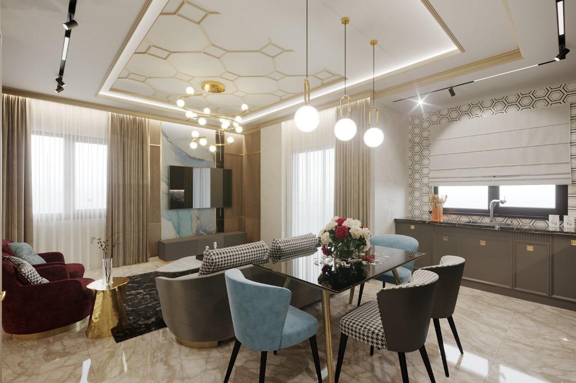 Новый бюджетный жилой комплекс с хорошей инфраструктурой в Махмутларе - Фото 6