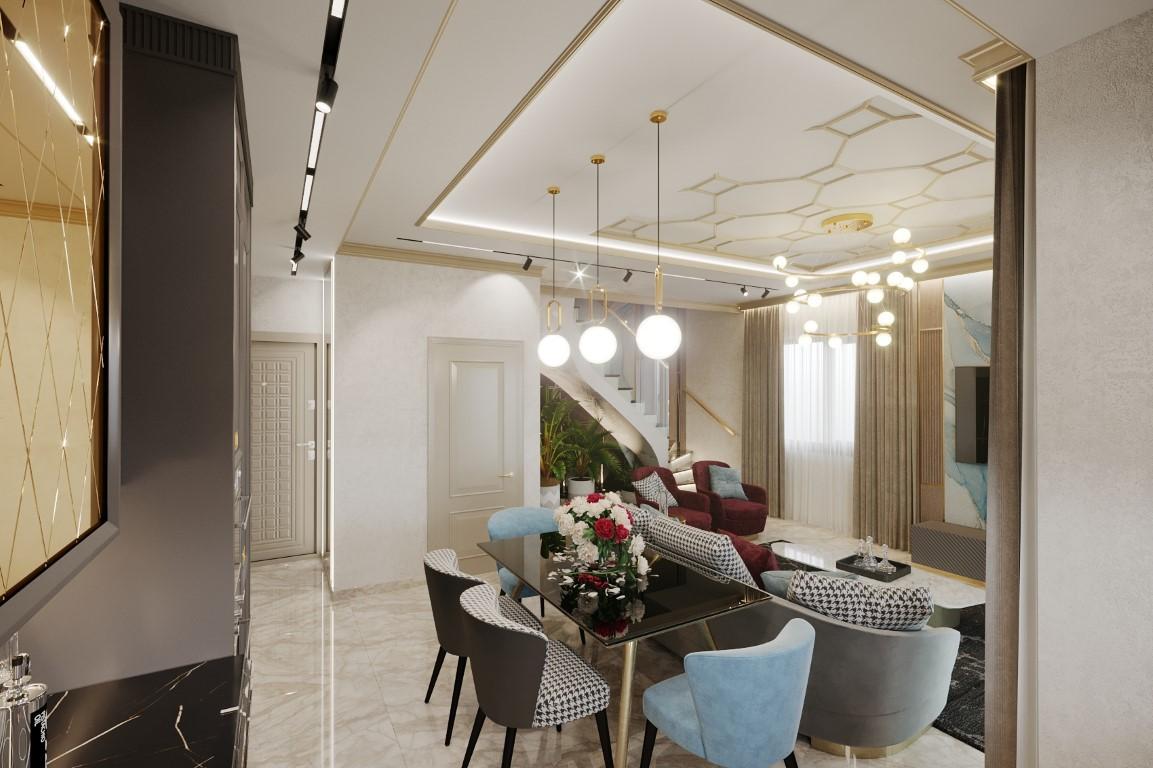 Новый бюджетный жилой комплекс с хорошей инфраструктурой в Махмутларе - Фото 8