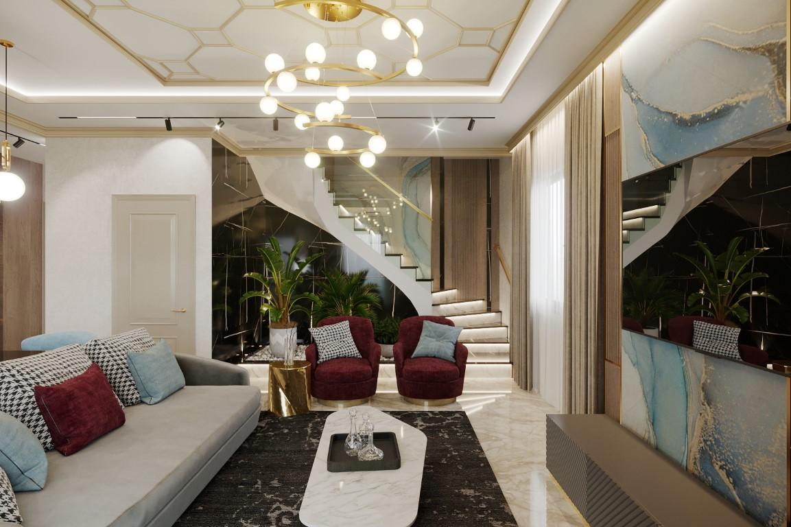 Новый бюджетный жилой комплекс с хорошей инфраструктурой в Махмутларе - Фото 12