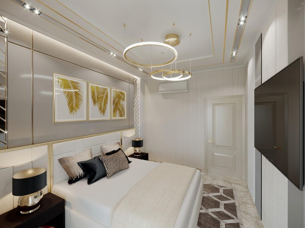 Новый бюджетный жилой комплекс с хорошей инфраструктурой в Махмутларе - Фото 24