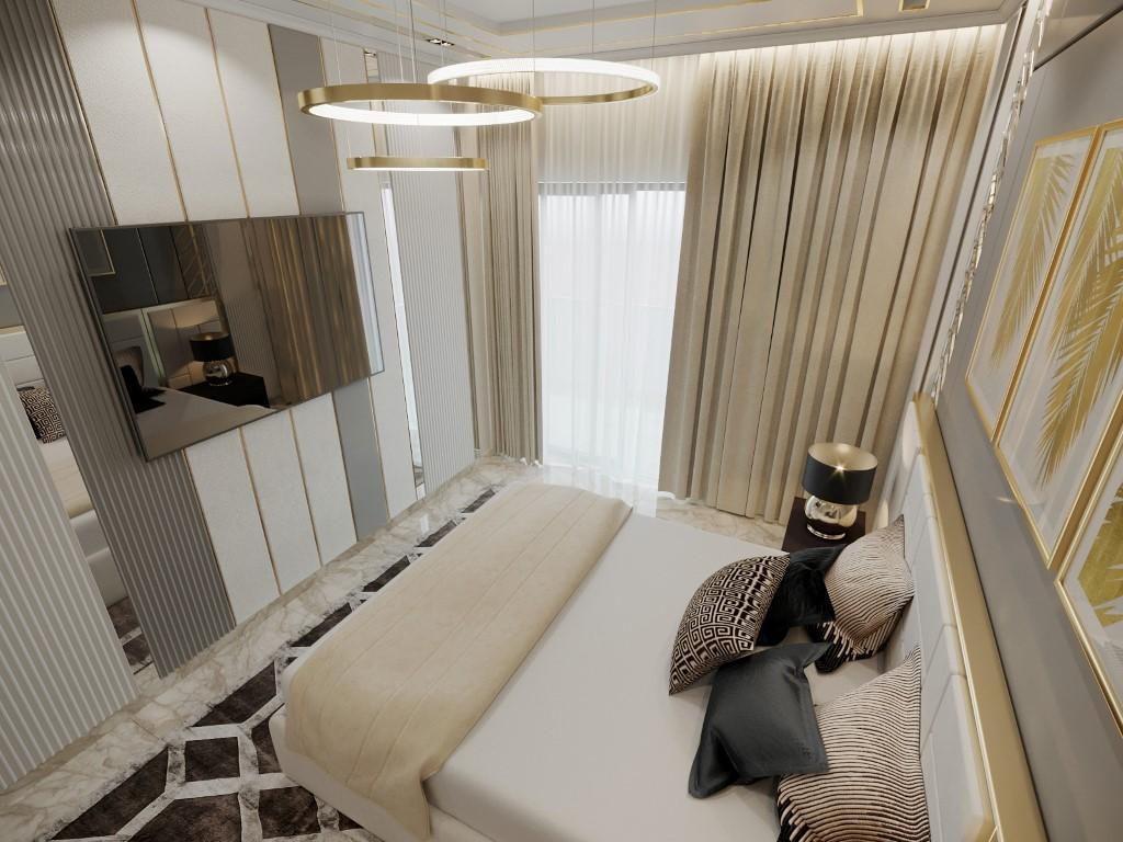 Новый бюджетный жилой комплекс с хорошей инфраструктурой в Махмутларе - Фото 23