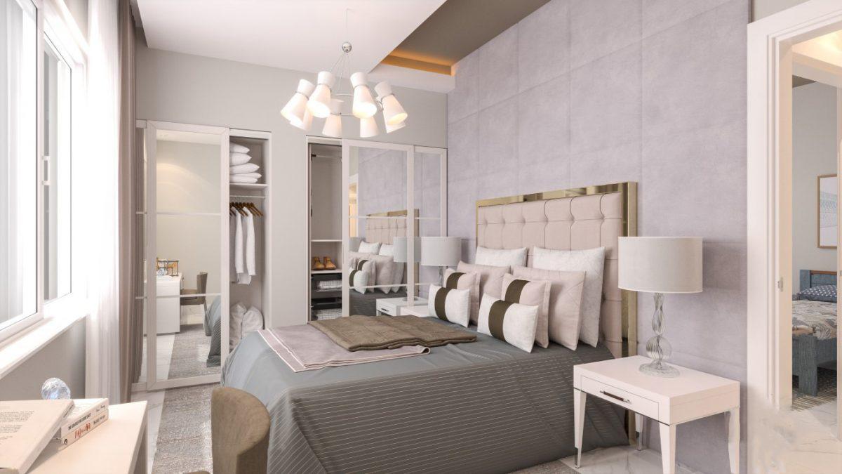 Новые квартиры в районе Авсаллар - Фото 15