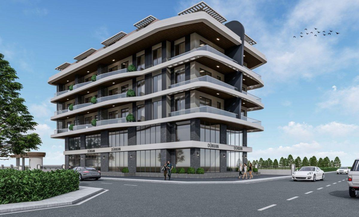 Инвестиционный проект на стадии строительства в районе Кестель - Фото 1
