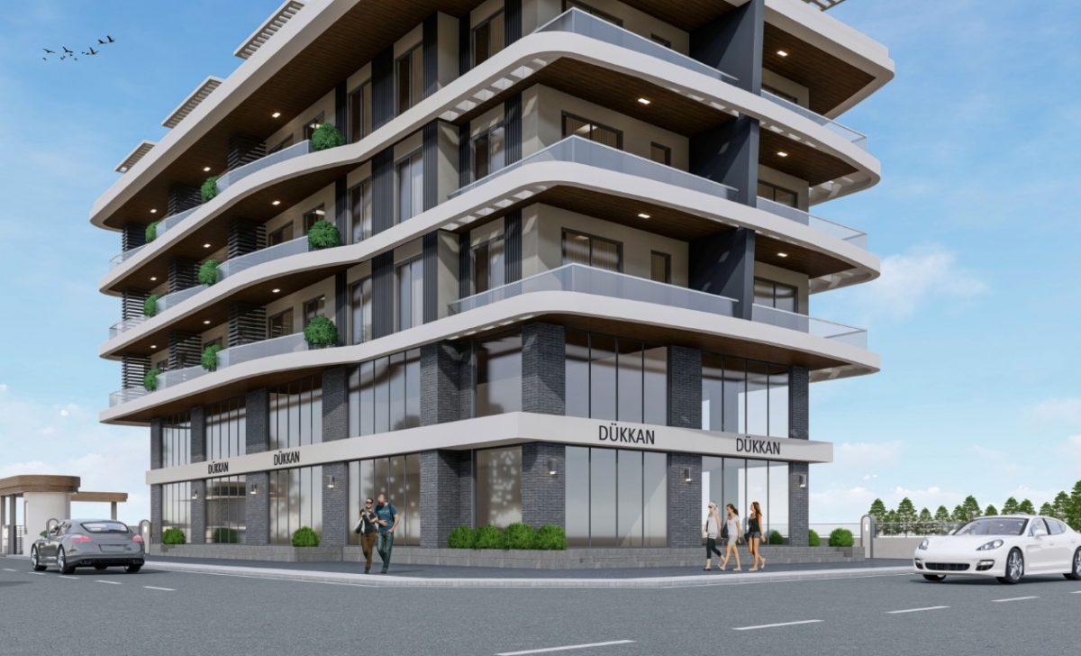 Инвестиционный проект на стадии строительства в районе Кестель - Фото 2