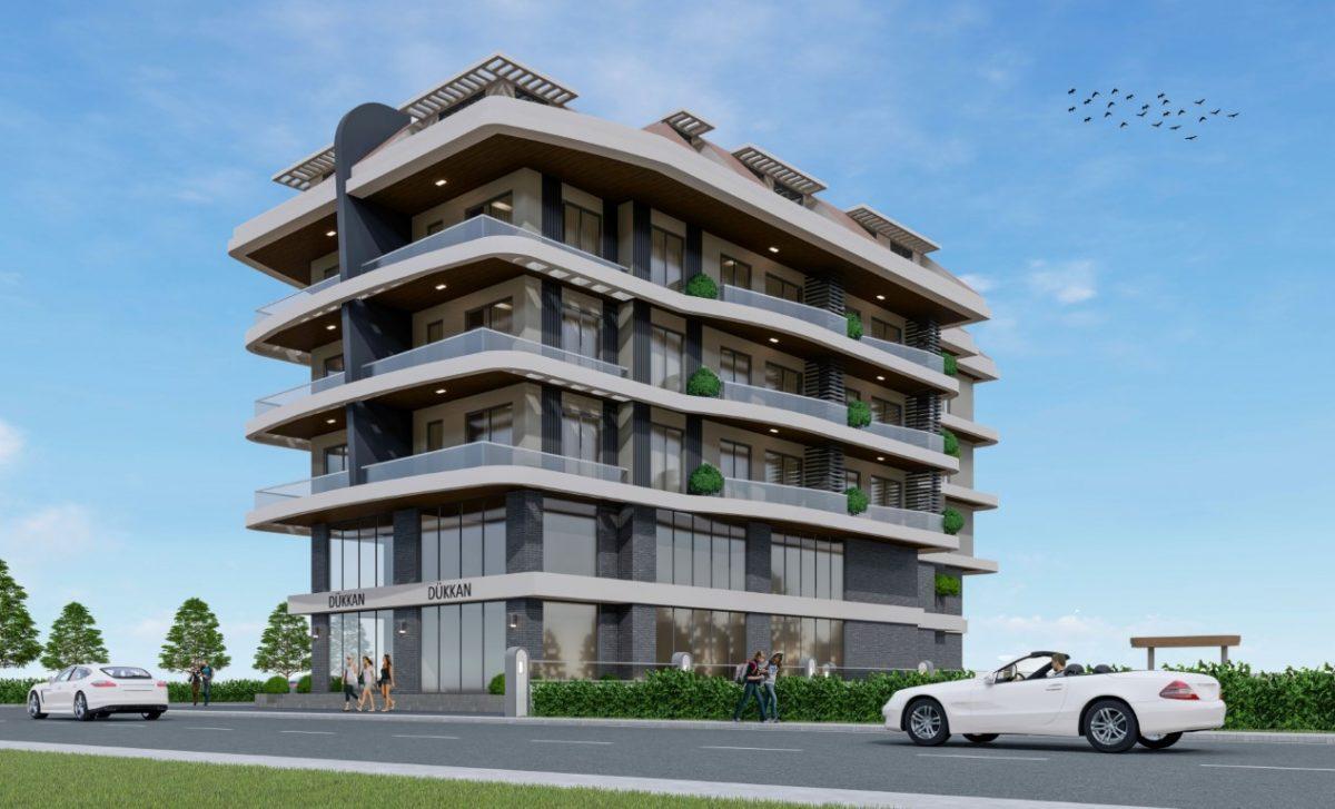 Инвестиционный проект на стадии строительства в районе Кестель - Фото 3