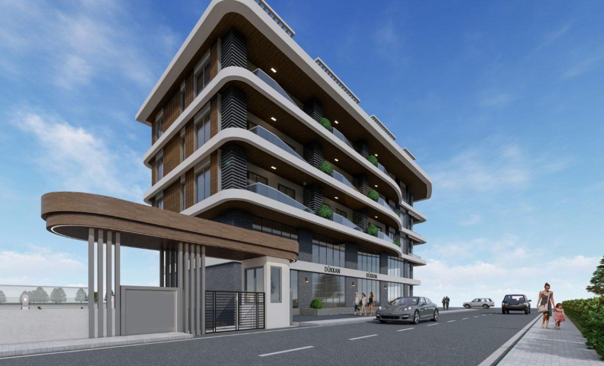 Инвестиционный проект на стадии строительства в районе Кестель - Фото 4