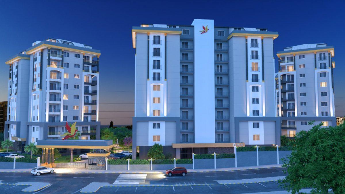 Новые квартиры в районе Авсаллар - Фото 21