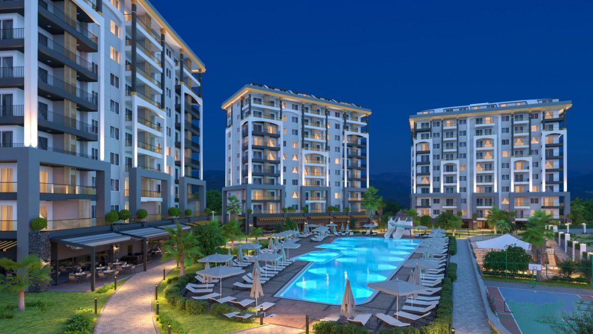 Новые квартиры в районе Авсаллар - Фото 22