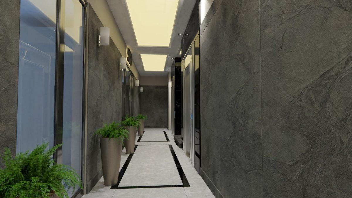 Новый инвестиционный проект на начальном этапе строительства  в районе Демирташ - Фото 7