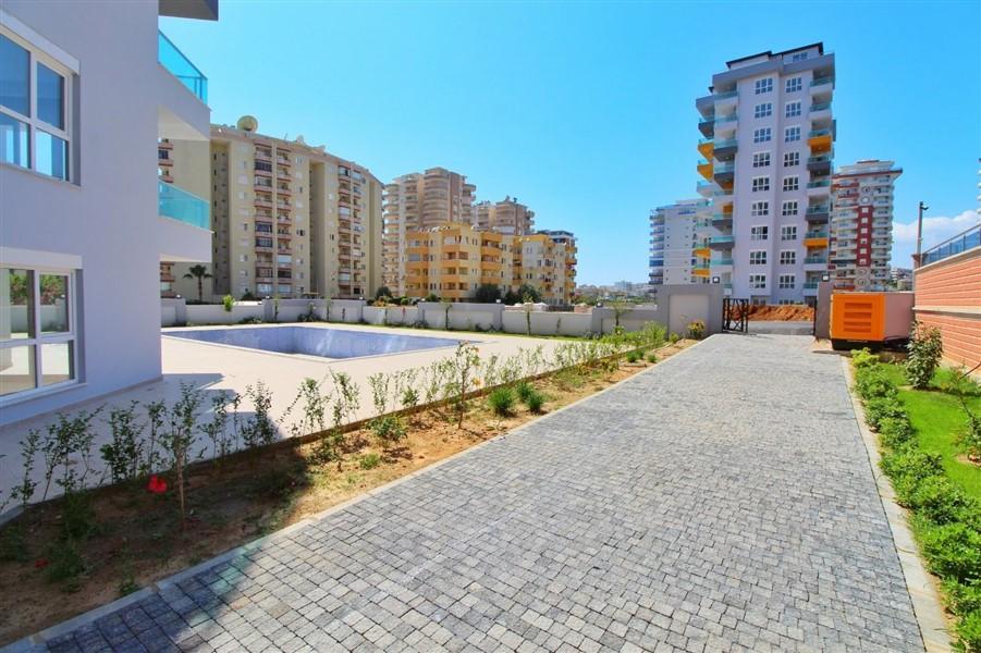 Большая квартира 1+1 в Махмутларе - Фото 4