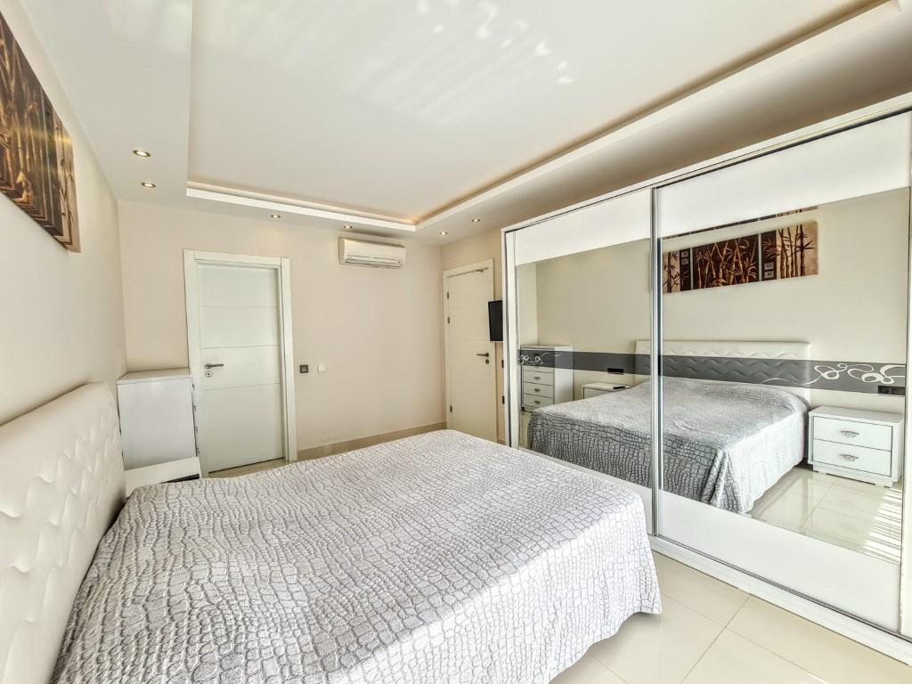 Меблированная квартира 2+1 с видом на море - Фото 31