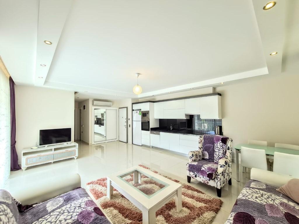 Меблированная квартира 2+1 с видом на море - Фото 32