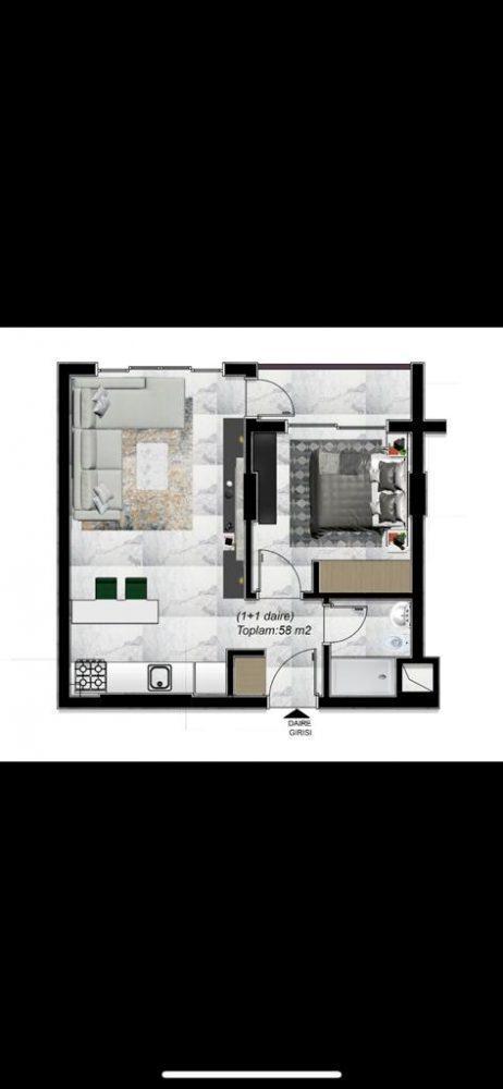 Готовые квартиры по ценам от застройщика в элитном районе Каргыджак - Фото 16