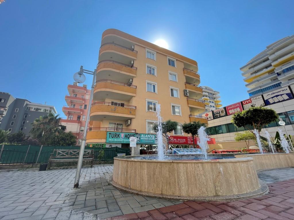 Меблированная квартира 2+1 рядом с морем в Махмутларе площадью 120 метров - Фото 15