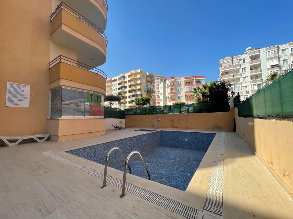 Меблированная квартира 2+1 рядом с морем в Махмутларе площадью 120 метров - Фото 16