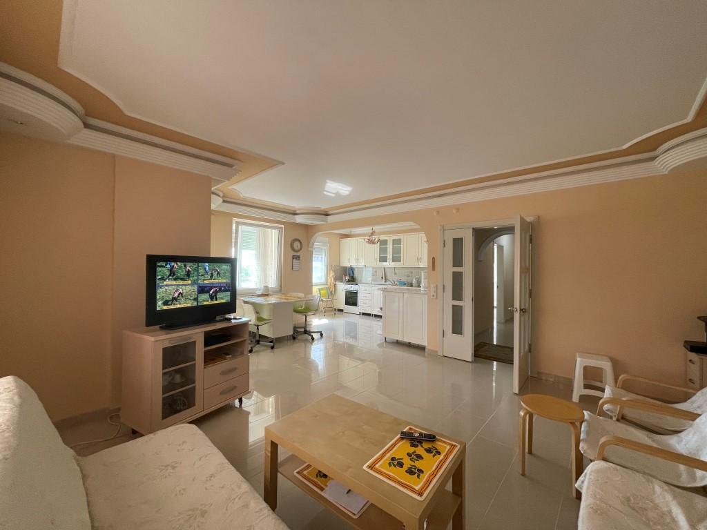 Меблированная квартира 2+1 рядом с морем в Махмутларе площадью 120 метров - Фото 4