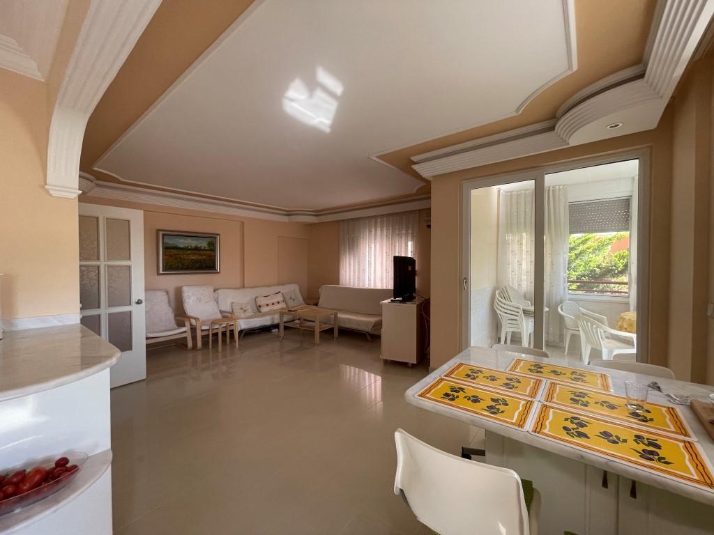 Меблированная квартира 2+1 рядом с морем в Махмутларе площадью 120 метров - Фото 2
