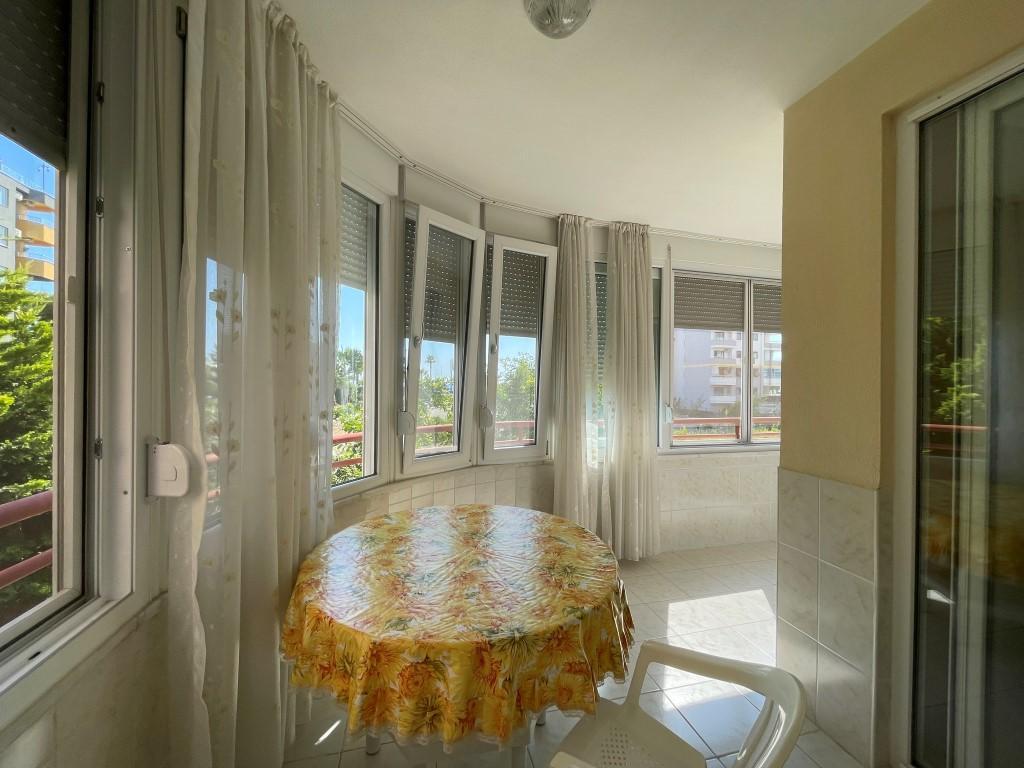 Меблированная квартира 2+1 рядом с морем в Махмутларе площадью 120 метров - Фото 14