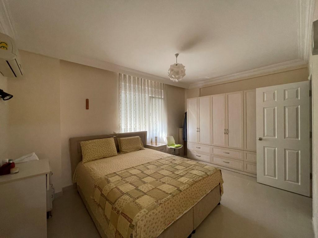 Меблированная квартира 2+1 рядом с морем в Махмутларе площадью 120 метров - Фото 6