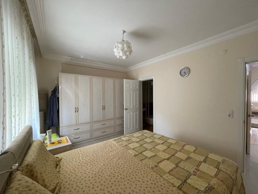 Меблированная квартира 2+1 рядом с морем в Махмутларе площадью 120 метров - Фото 7