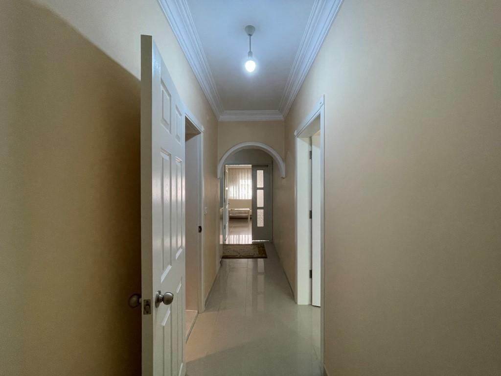 Меблированная квартира 2+1 рядом с морем в Махмутларе площадью 120 метров - Фото 8