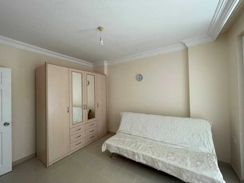 Меблированная квартира 2+1 рядом с морем в Махмутларе площадью 120 метров - Фото 10