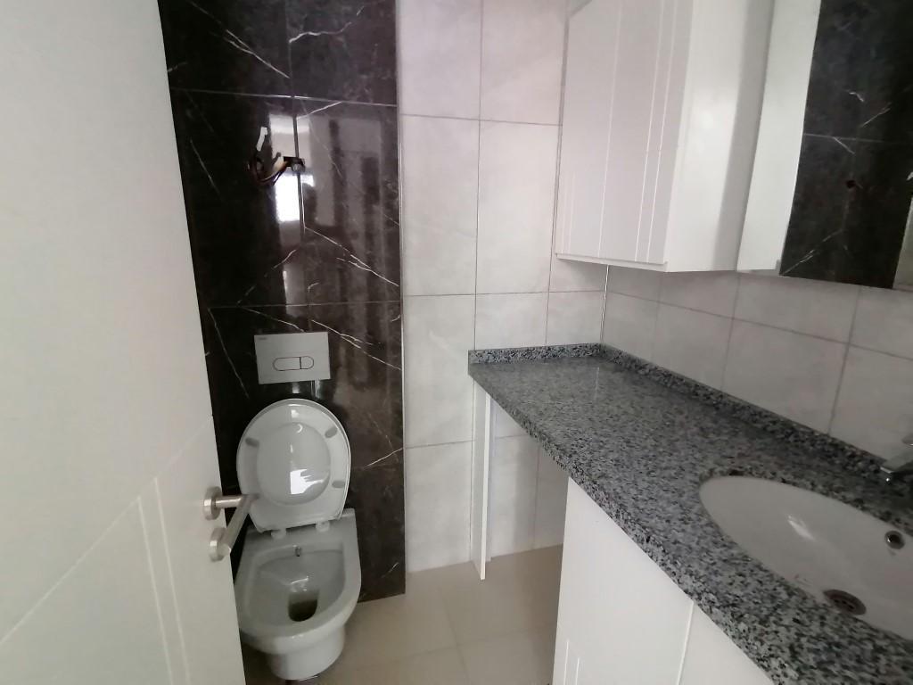 Новая квартира в готовом комплексе от известного застройщика в Авсалларе - Фото 14